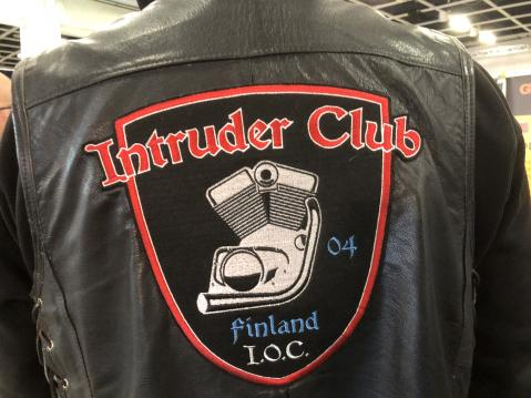 Intruder Club of Finland.