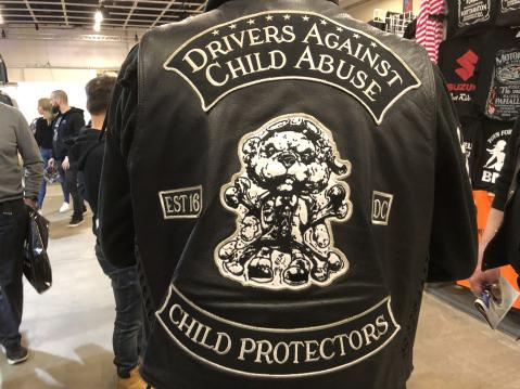 Drivers against Child Abuse.