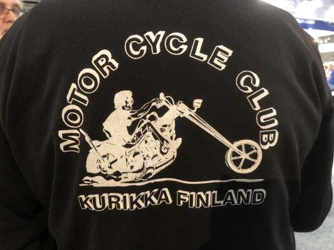 Motor Cycle Club Kurikka.