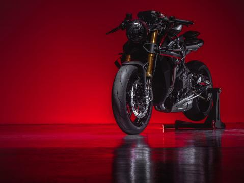 Limited Edition MV Agusta Rush 1000.