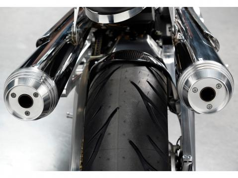 Uusi Brough Superior 'Lawrence'.