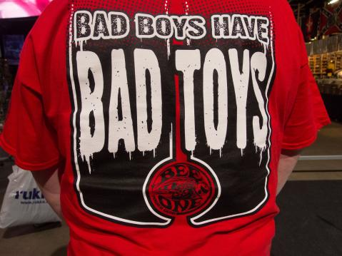 MP-Messut 2015: Bad toys