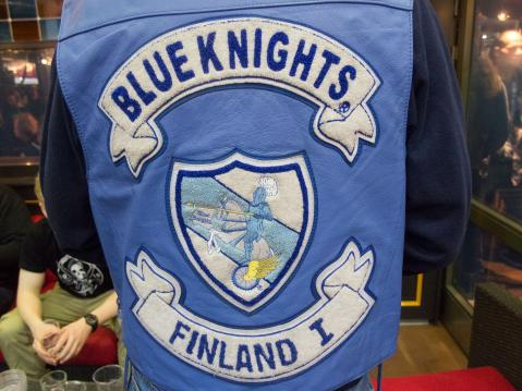 MP-Messut 2015: Blue Knights Finland