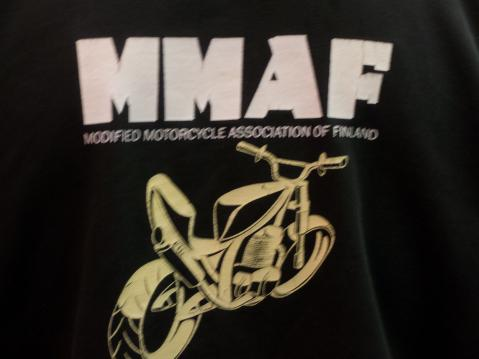 MP-Messut 2015: MMAF, Modified Motorcycle Association of Finland