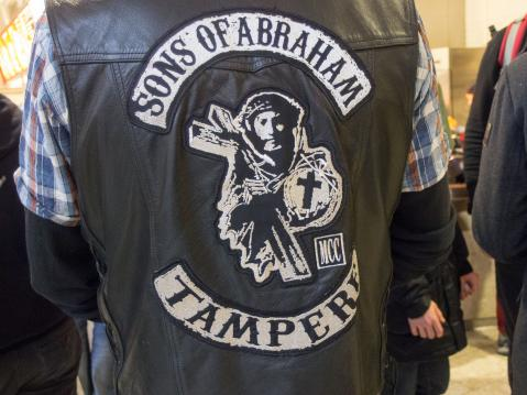 MP-Messut 2015: Sons of Abraham, Tampere