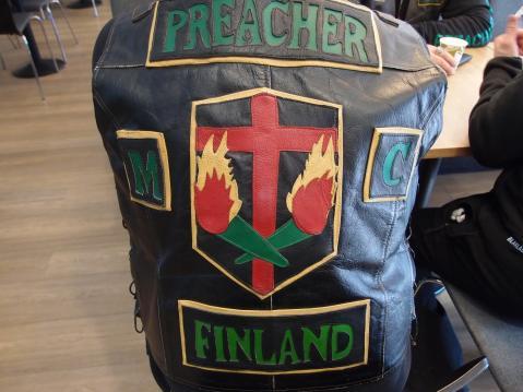 Preacher Mc Finland