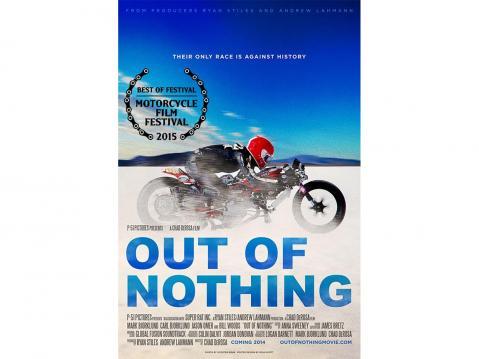 Out of Nothing.