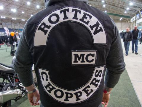 Rotten Chopper MC.